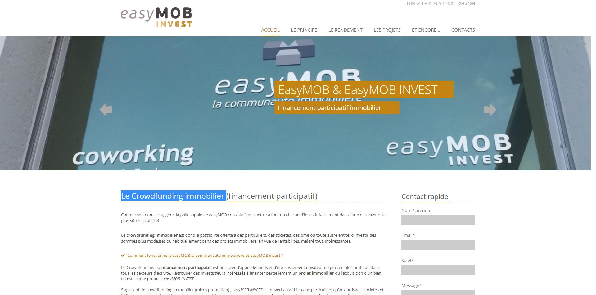 Investissement : qu'est ce que le crowdfunding immobilier